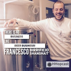 Birrificio Shanghait Malto Francesco Die Schreibfrau Craft Beer Brewery